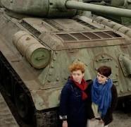 Wir haben den Panzer!
